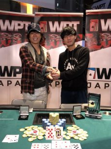 ♠SPADIEポーカーリーグ&KERBEROS マサ様 WPTJAPAN WPT200 優勝記念祝勝トーナメント