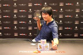 トミキチ様 MANILA MEGASTACK 13 #23 PHP15,000 Turbo Edition of the Main Event 優勝 祝勝トーナメント